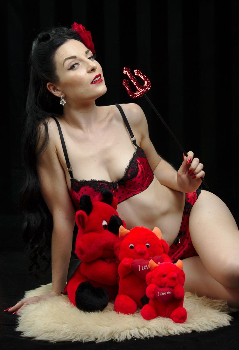 Lucy Lux Boudoir