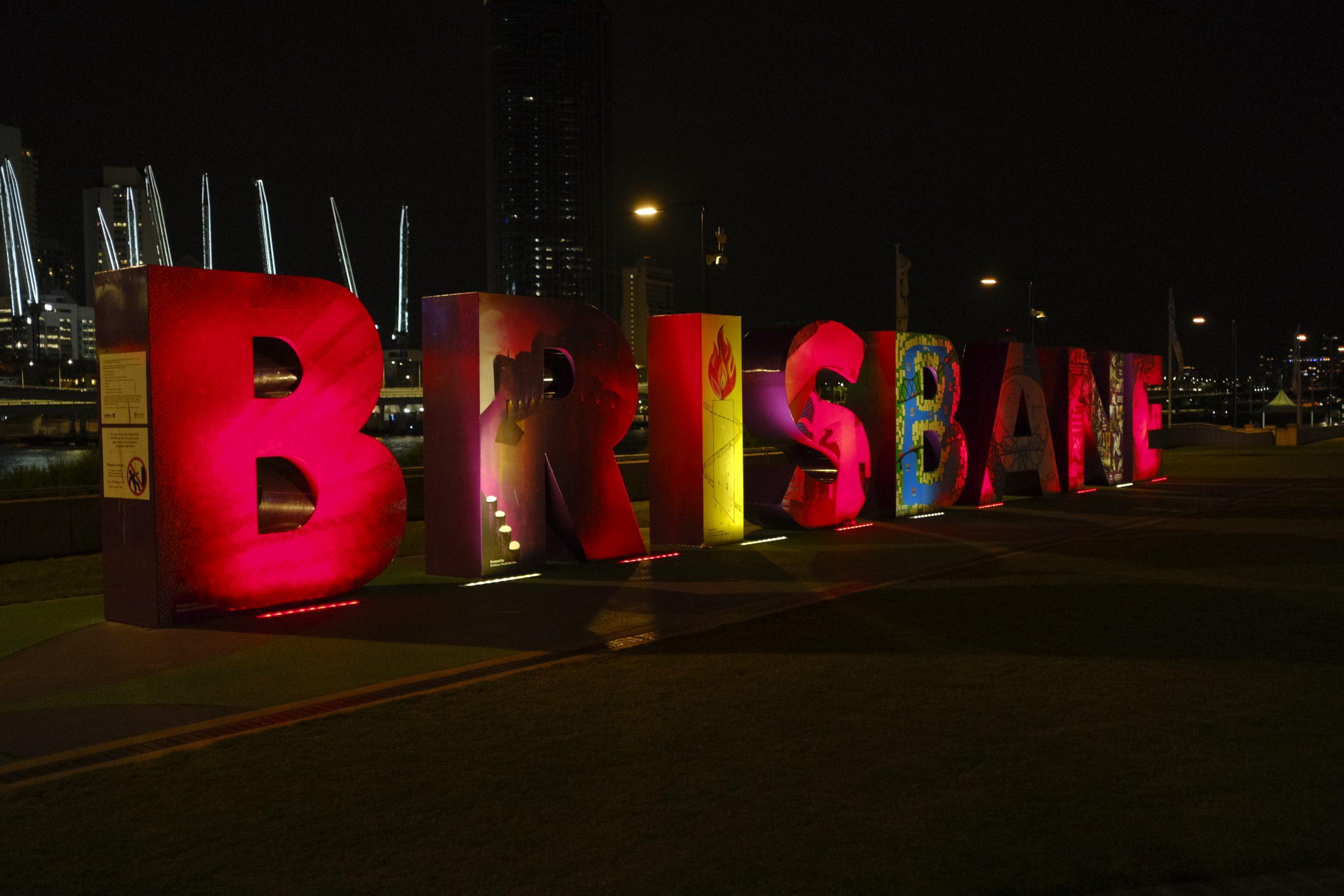 Brisbane name